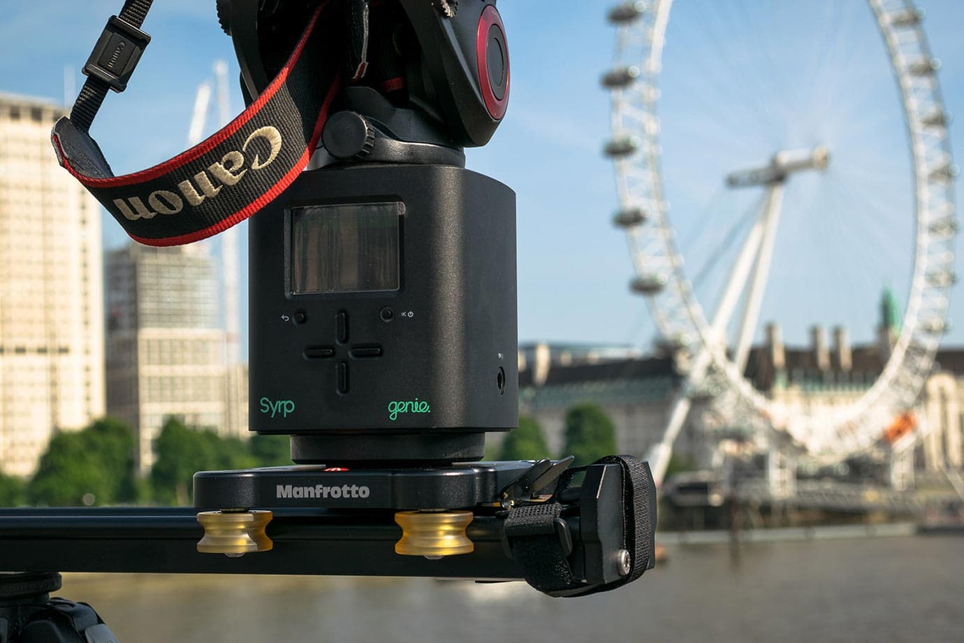 Motion control time-lapse device
