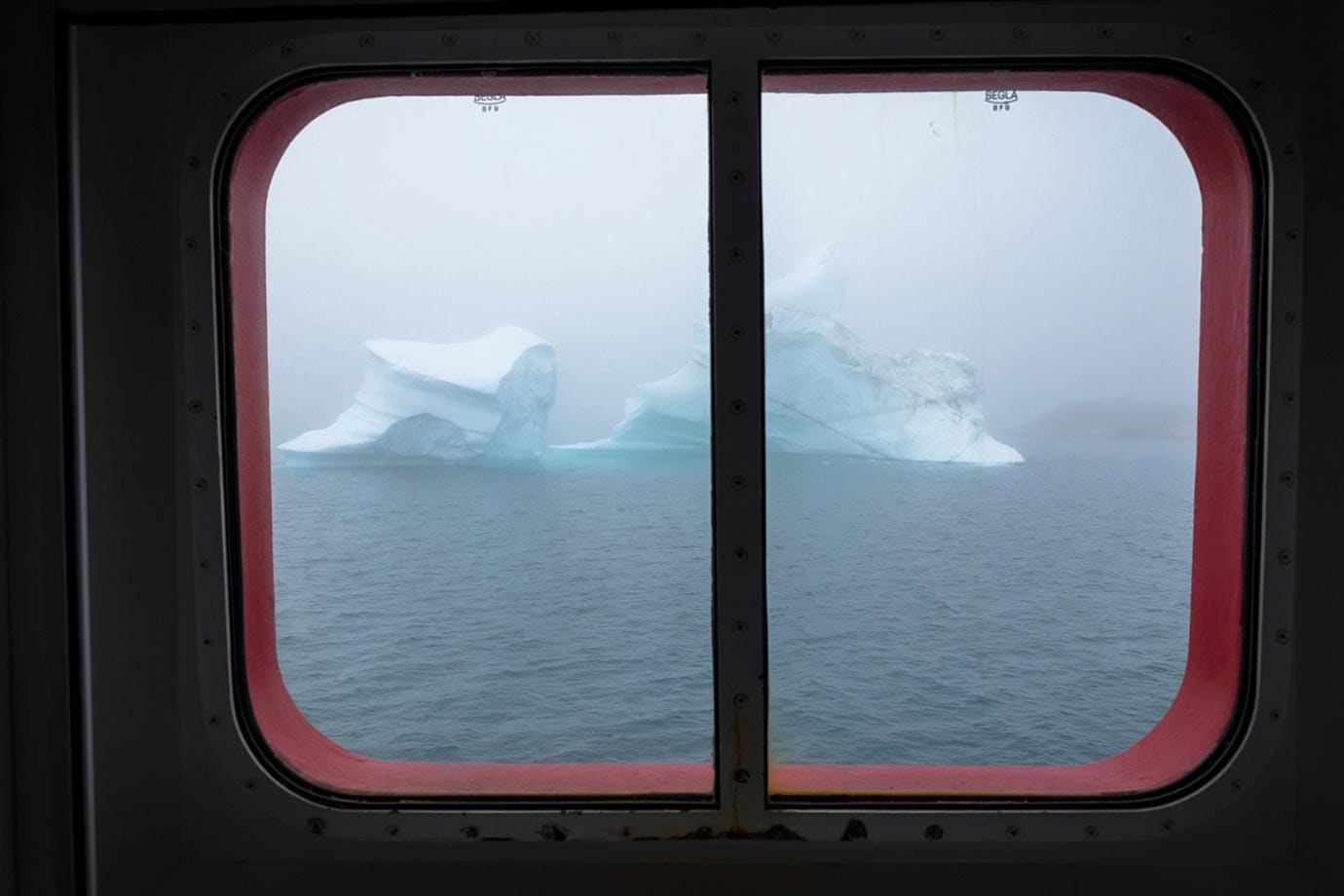 The True Beauty of Icebergs in Greenland