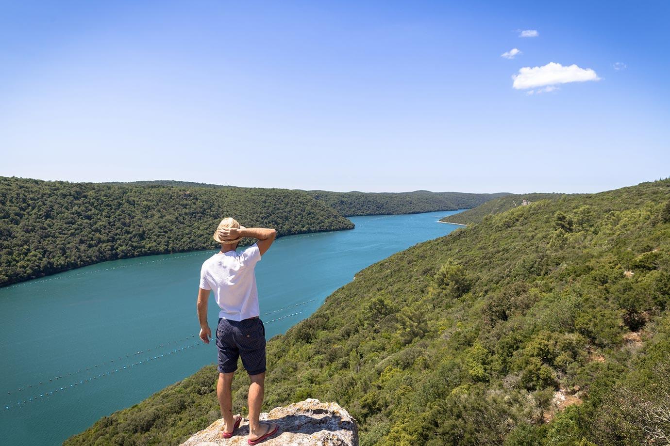 Viewpoint in Croatia