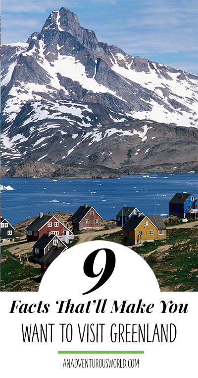Facts about Greenland