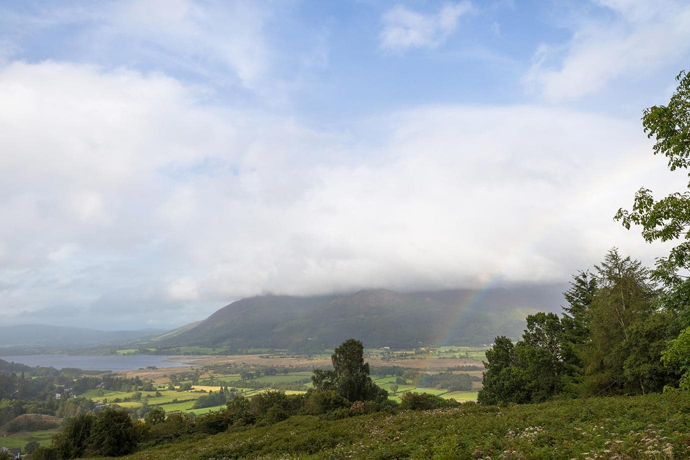 Rainbow, Lake District