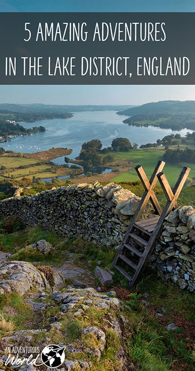 5 Amazing Adventures You've Got to Have in the Lake District, England