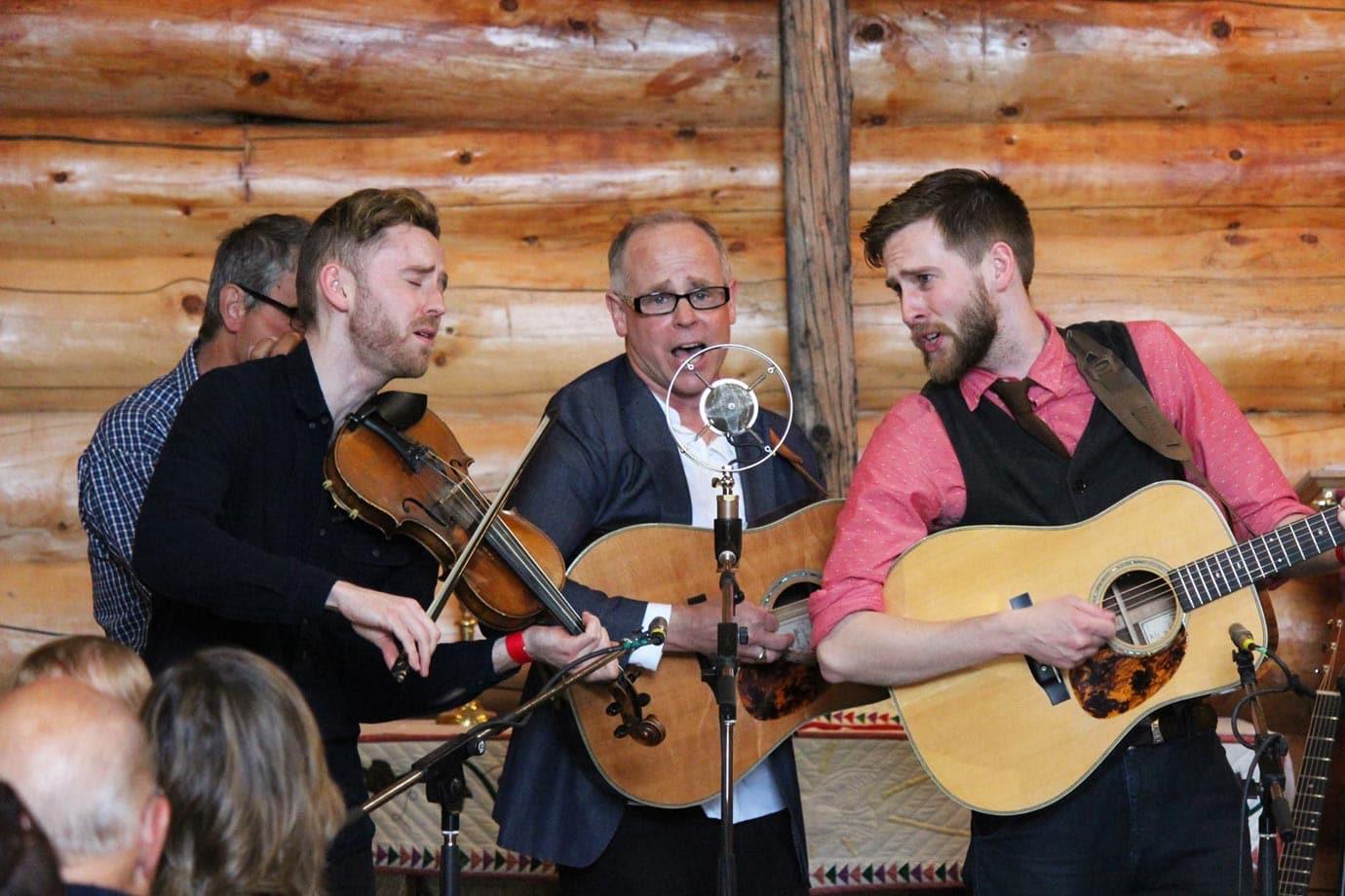 Kluane Mountain Bluegrass Festival