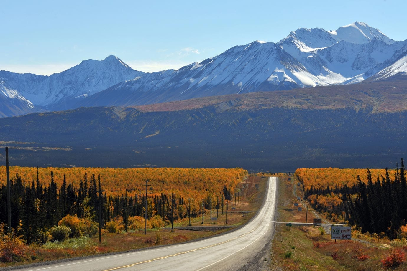 Haines Junction, Yukon, Canada