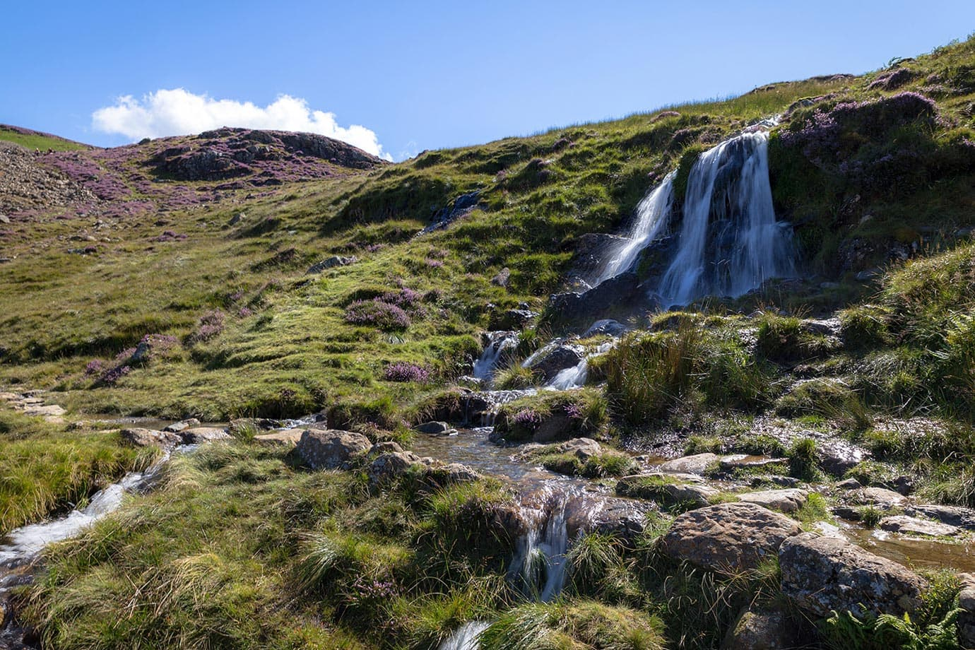 Waterfalls, Lake District