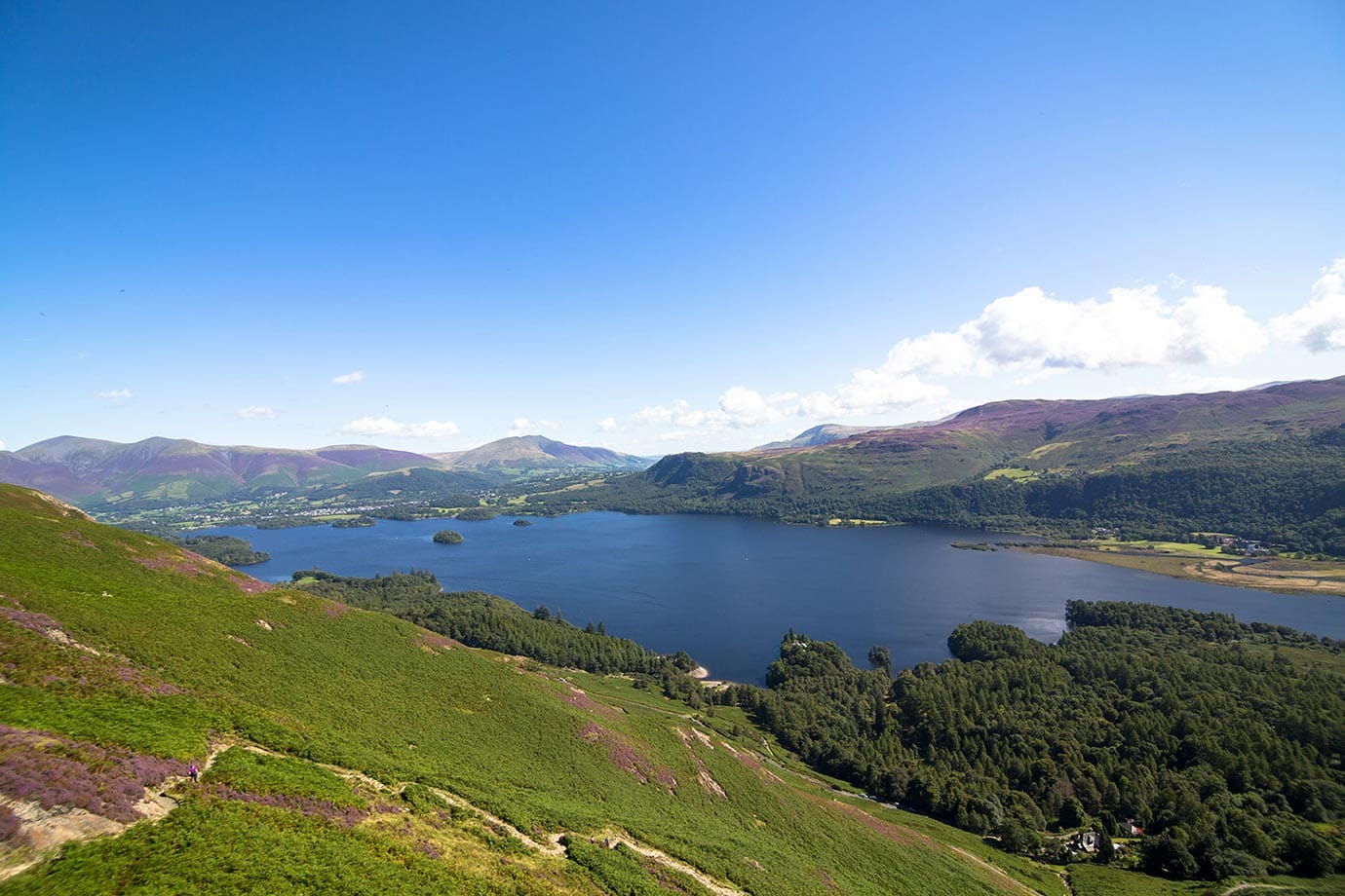 Catbells view, Lake District