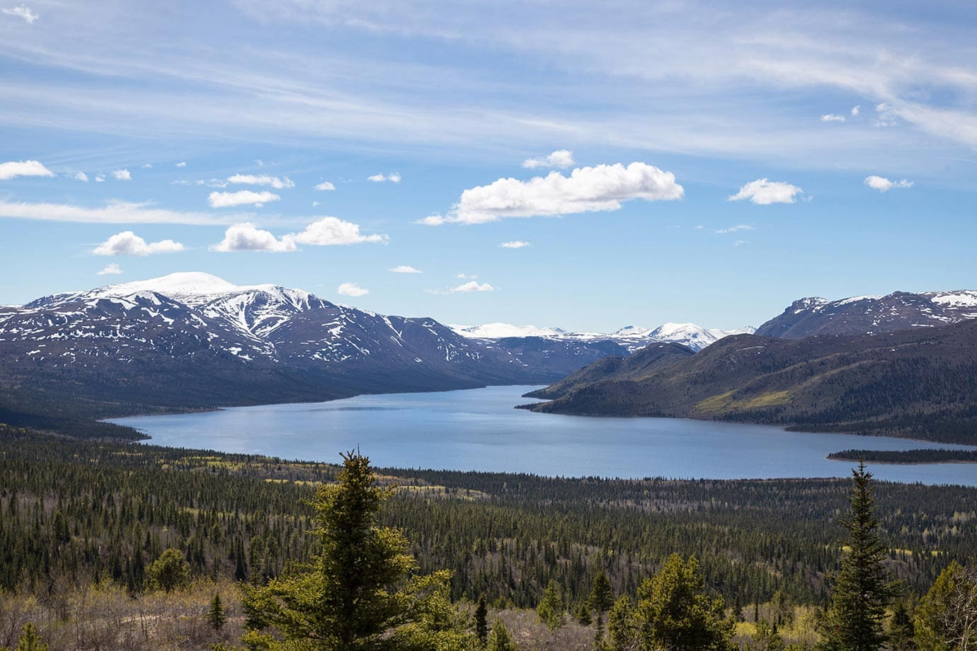Fish Lake, the Yukon