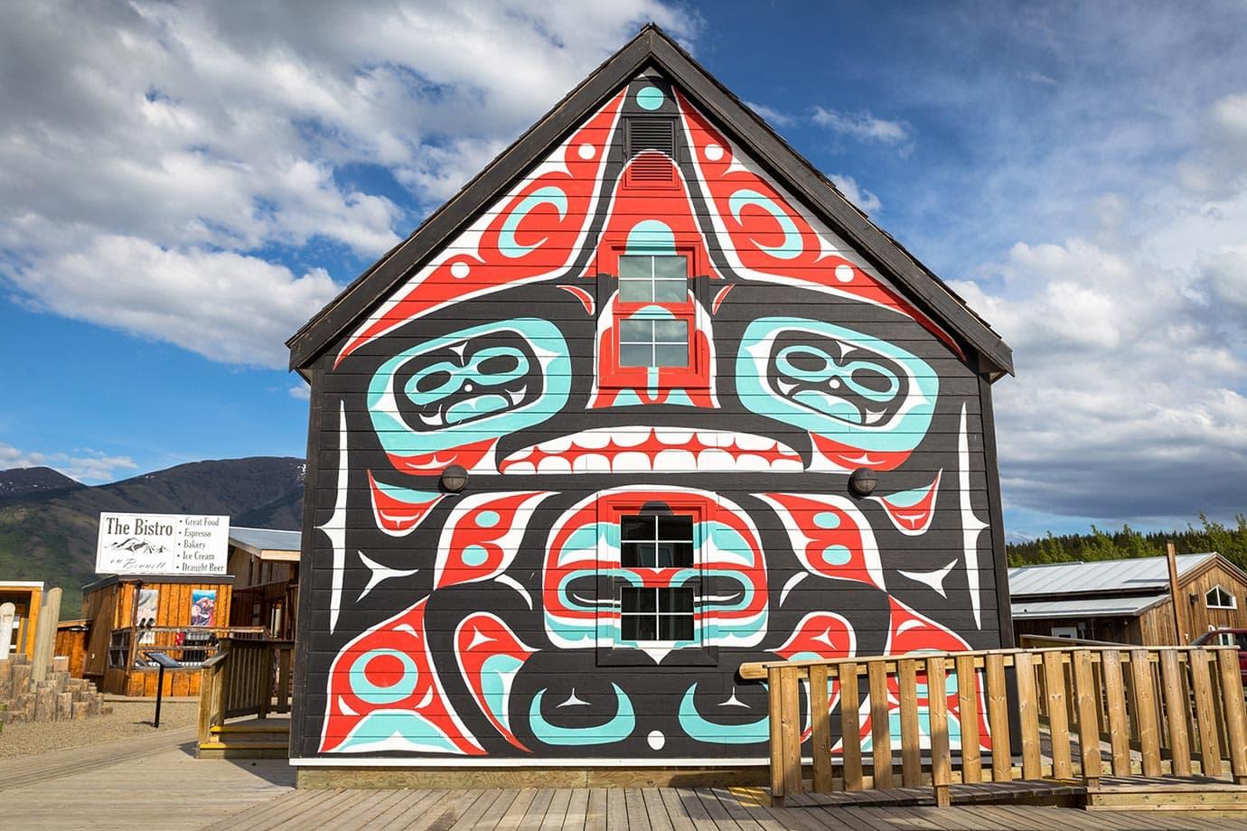 Carcross, the Yukon