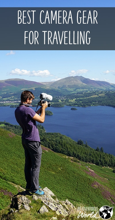 Best camera gear for travelling