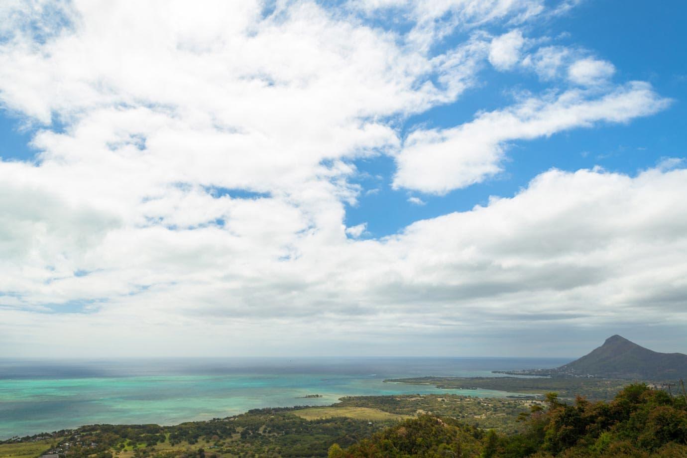 Views of Mauritius