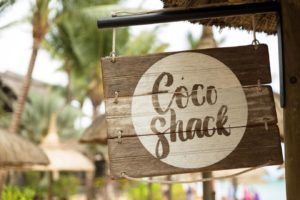 Coco Shack at Heritage le Telfair