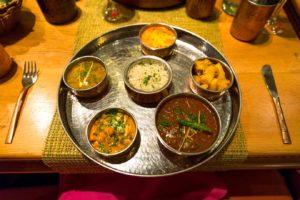Curry at Zafarini