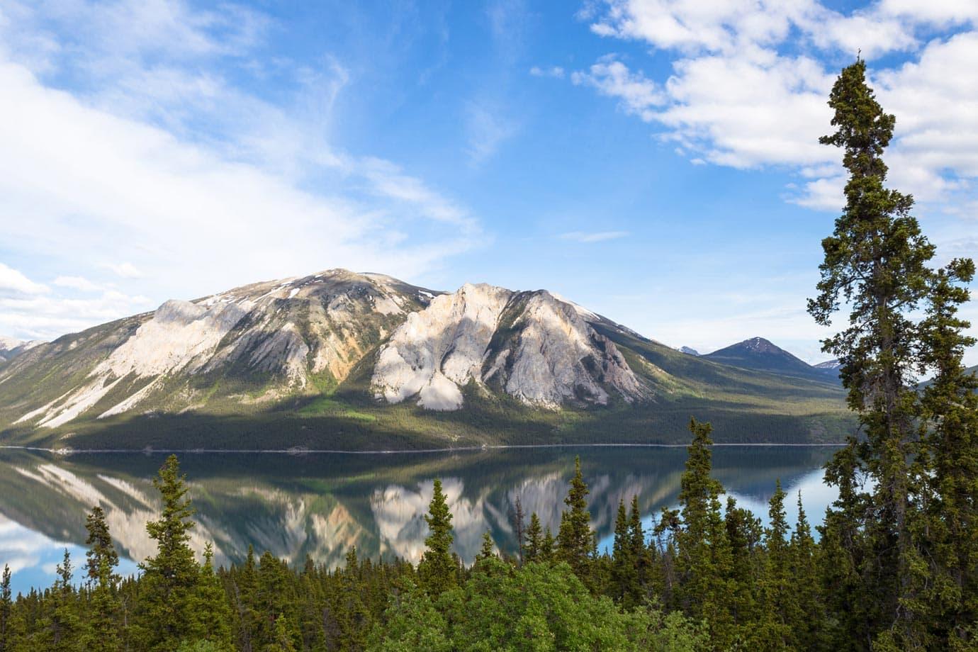 Bove Lake, the Yukon