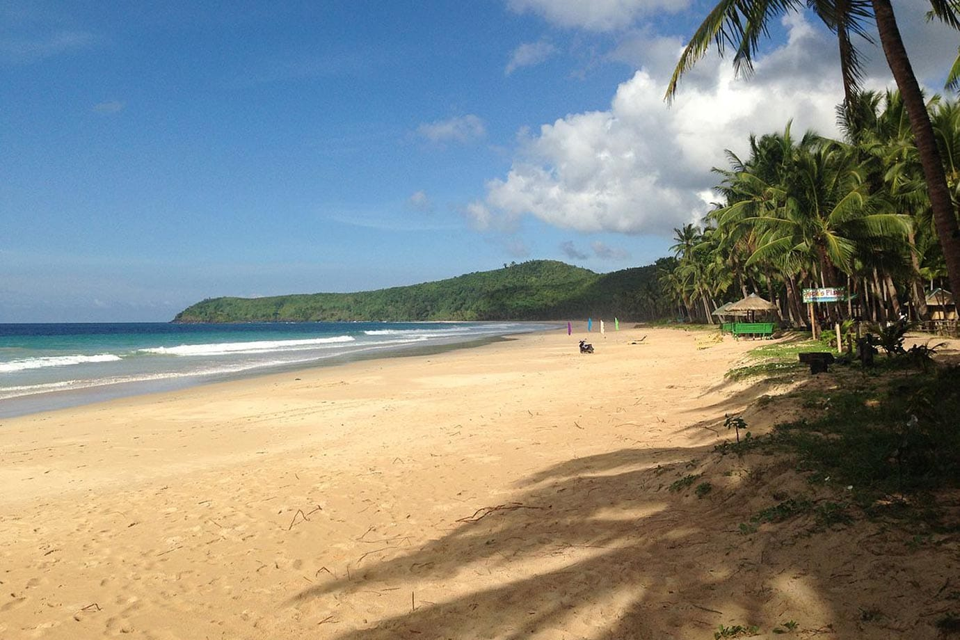 Napcan Beach, El Nido, the Philippines