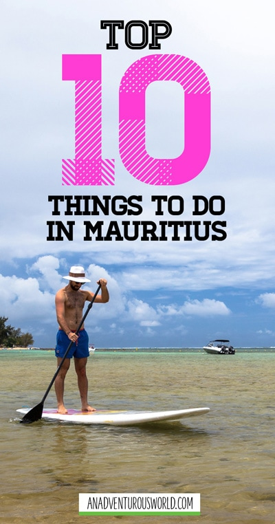 From exploring the authentic south of Mauritius on electric bikes to going on a food tour of Port Louis, here are 10 things to do in Mauritius.