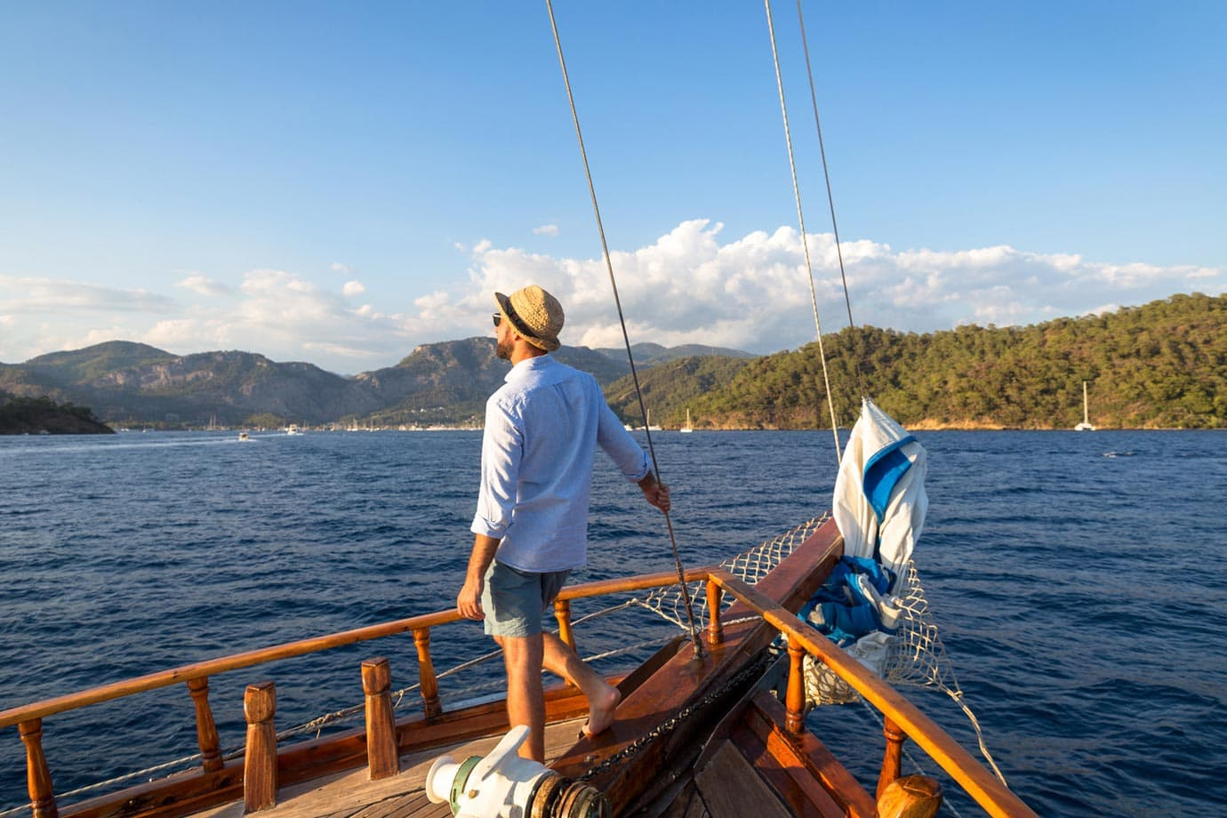 Turkish Gulet Cruise