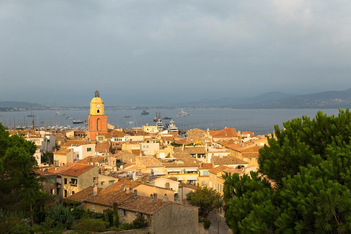 Views of St-Tropez