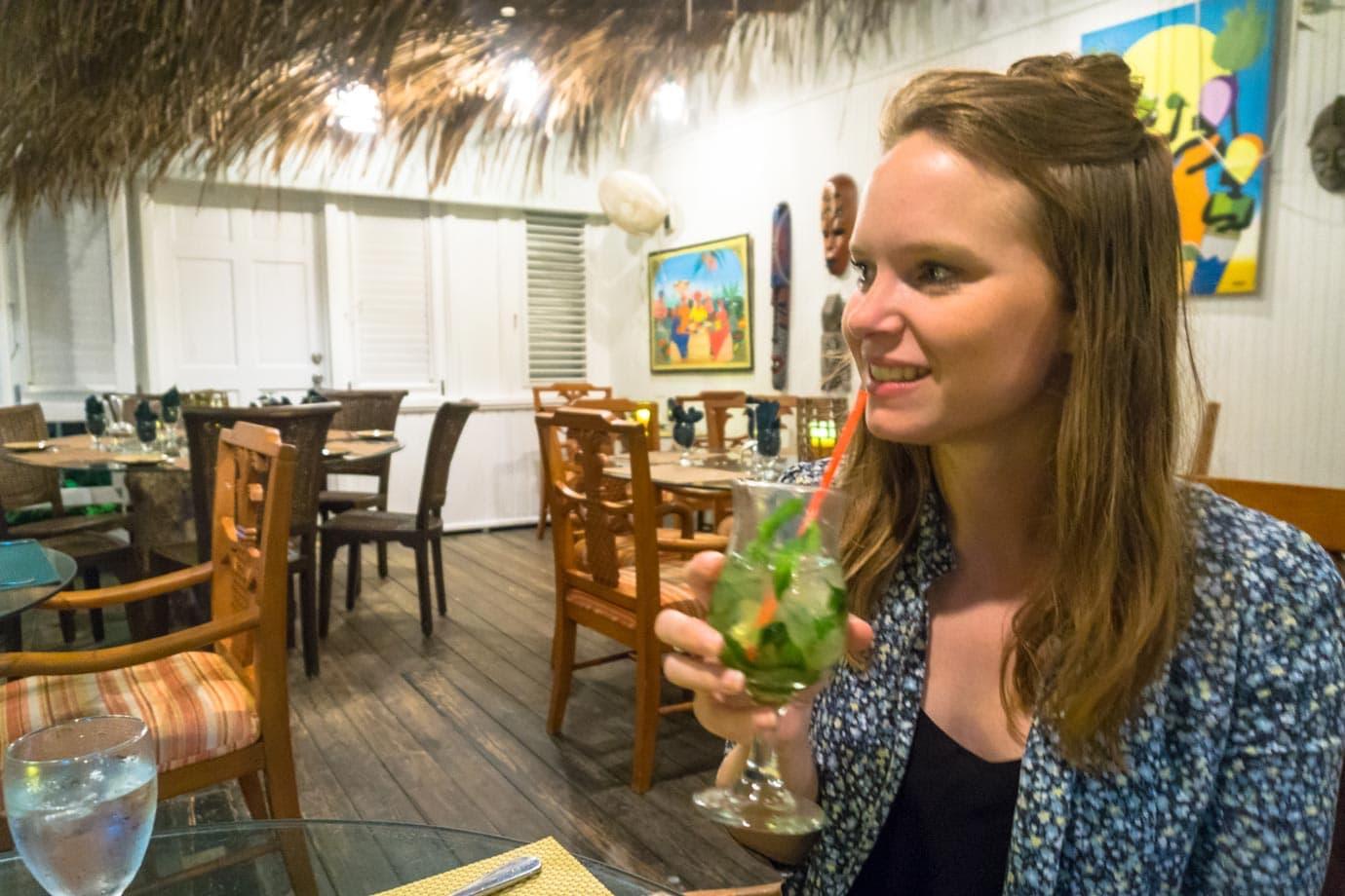 Juma's, Barbados