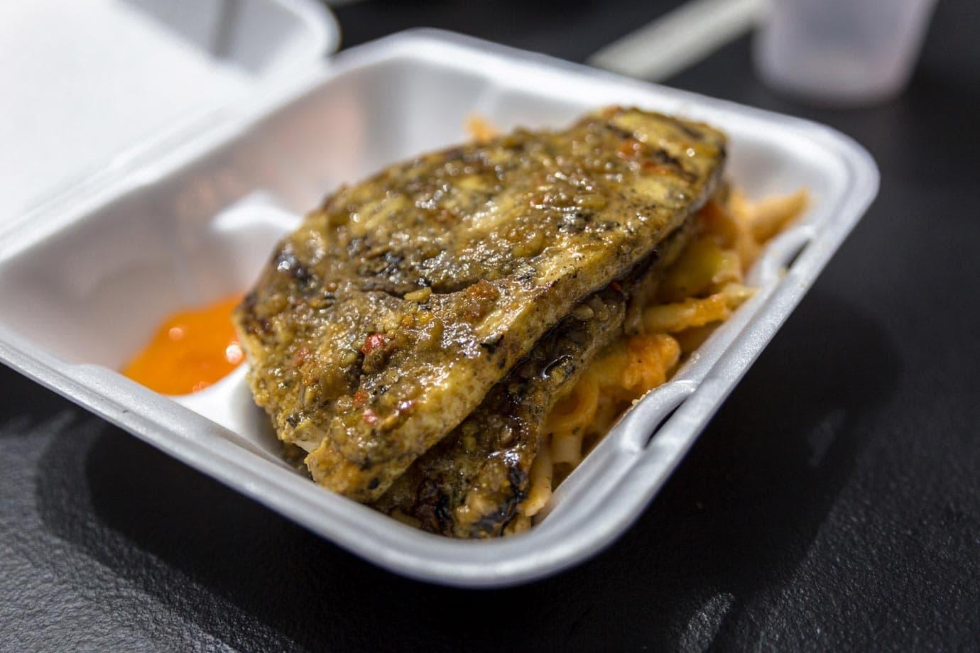 Oistins Fish Fry, Barbados