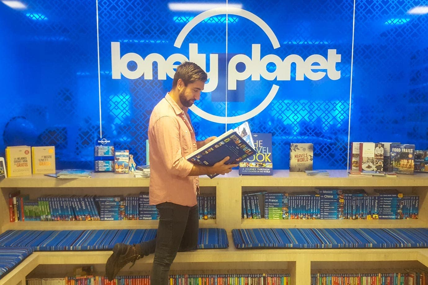 Lonely Planet Trailblazer