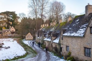Arlington Row, the Cotswolds