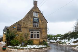 The Ebrington Arms, the Cotswolds