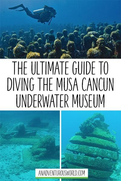 musa diving cancun