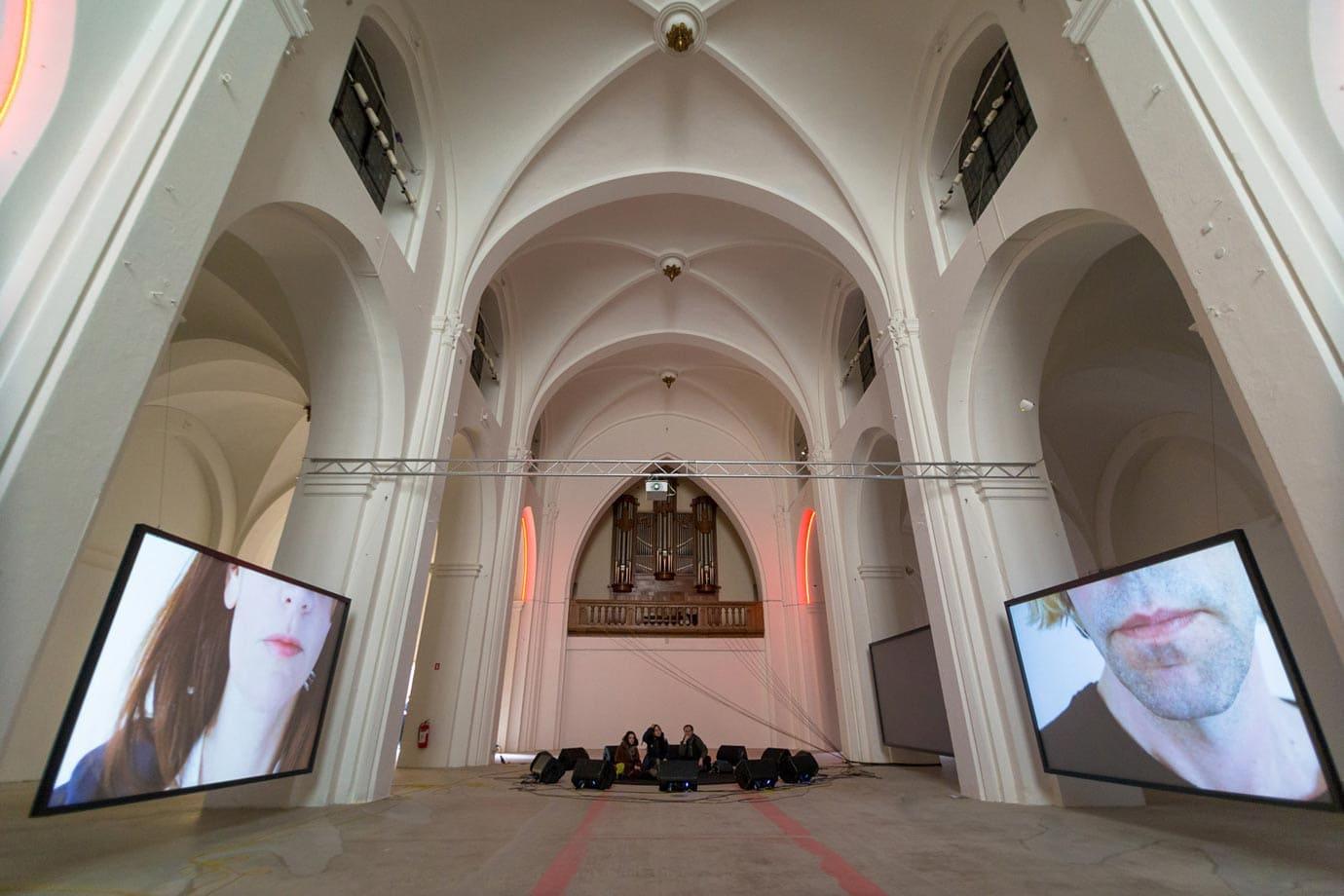 Kunsthallen Nikolaj, Copenhagen
