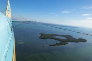 Biplane Rides, Florida