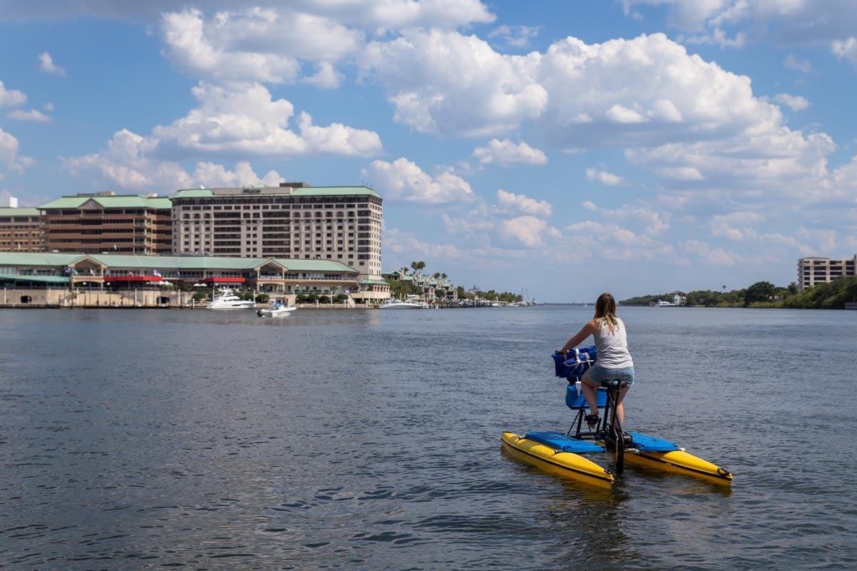 Waterbikes Tampa