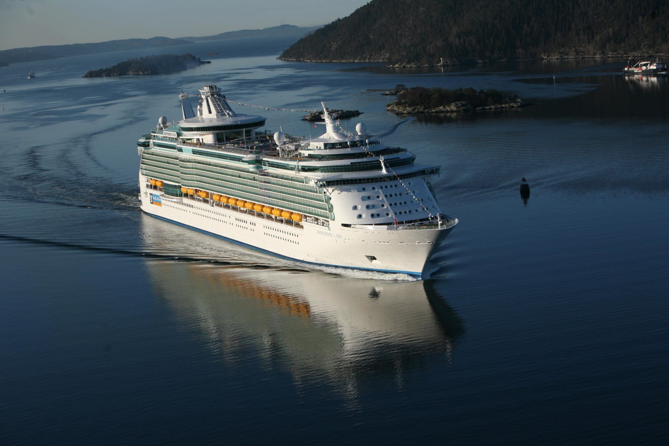 Roya Caribbean's Independence of the Seas