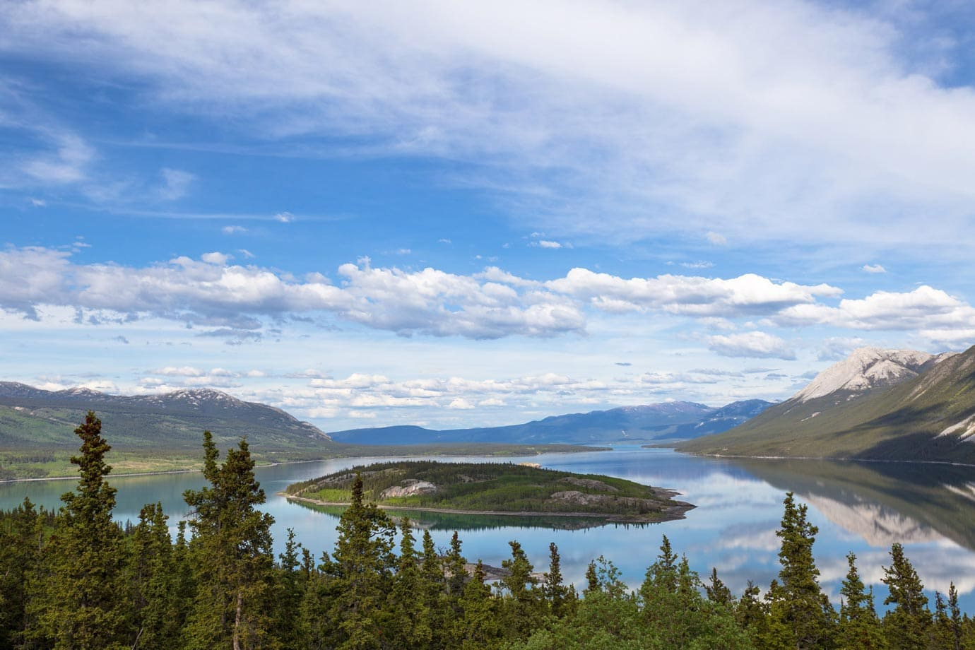 places to visit in yukon canada