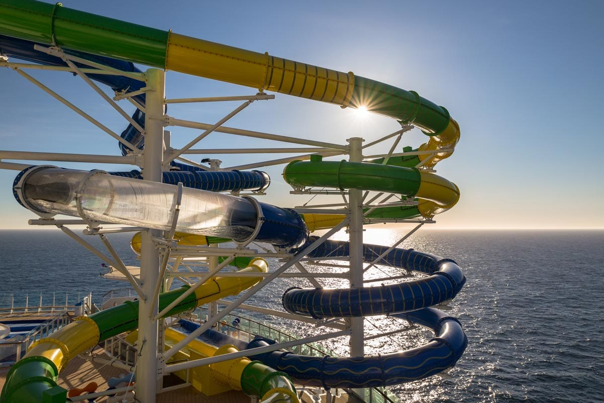 Kids activities on Independence of the Seas