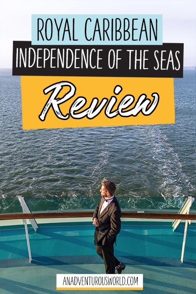 Royal Caribbean Independence of the Seas review