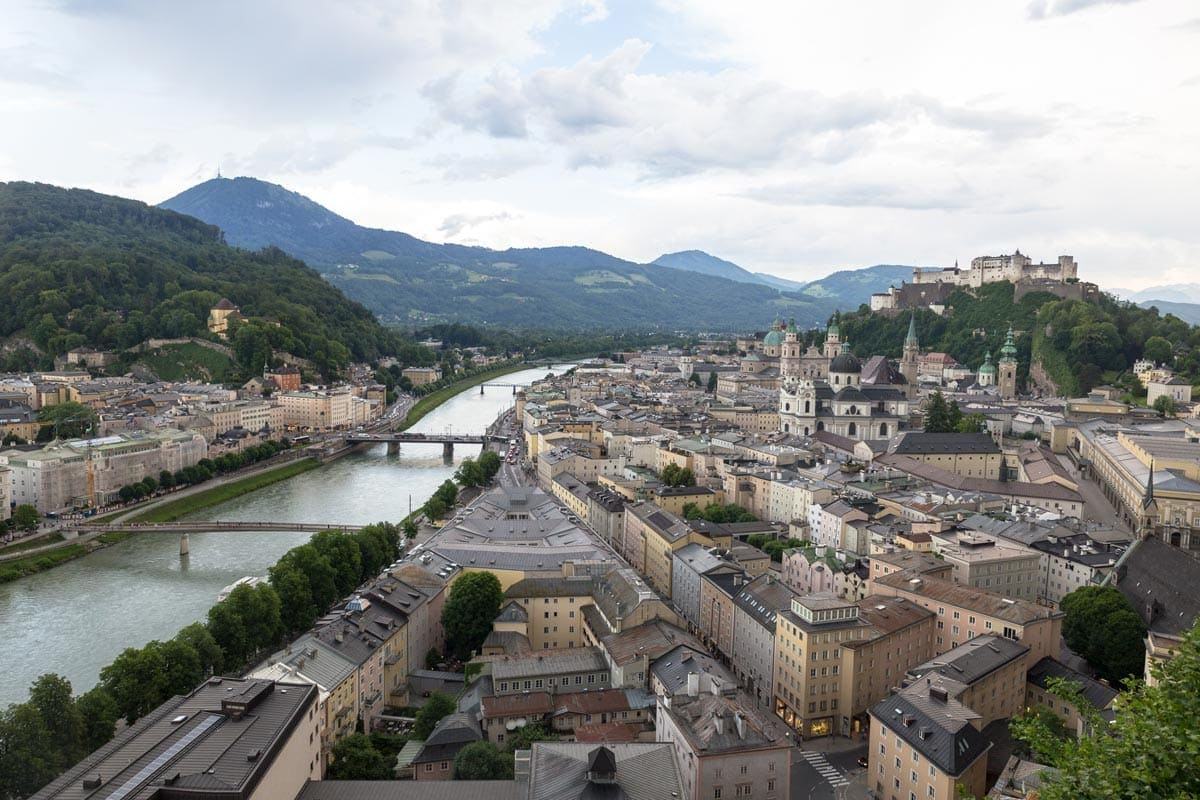 2 days in salzburg