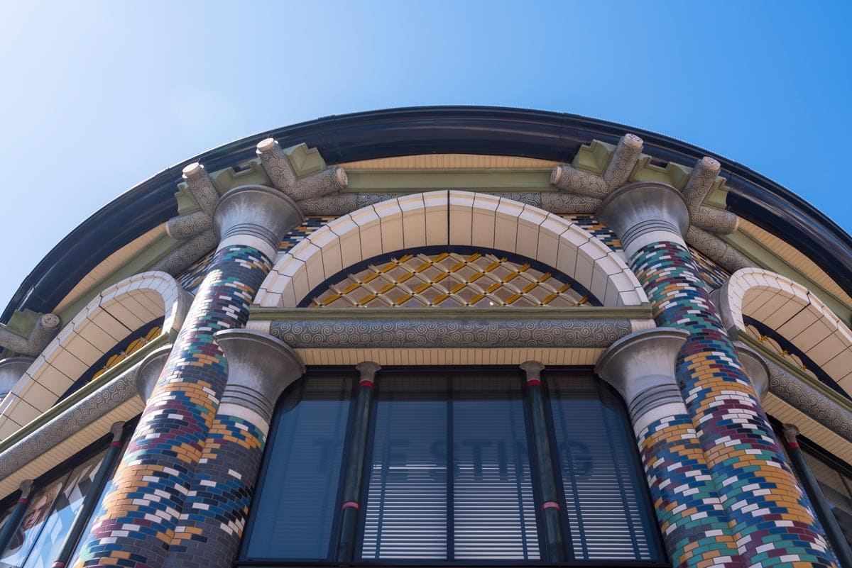 architecture in the hague