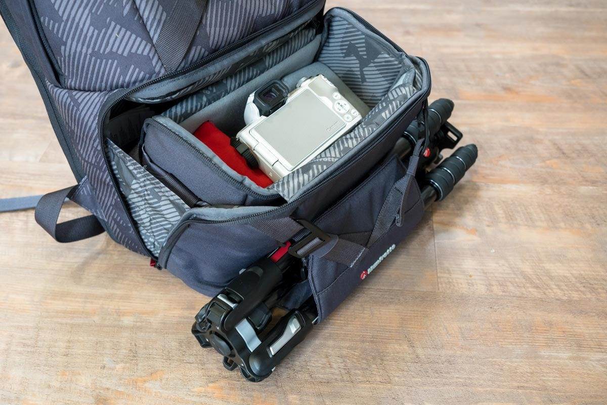 manfrotto noreg features