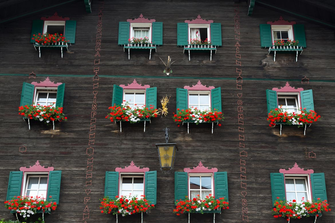 where to stay in zell am see