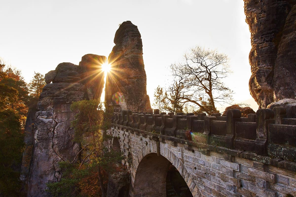 bastei bridge saxony switzerland