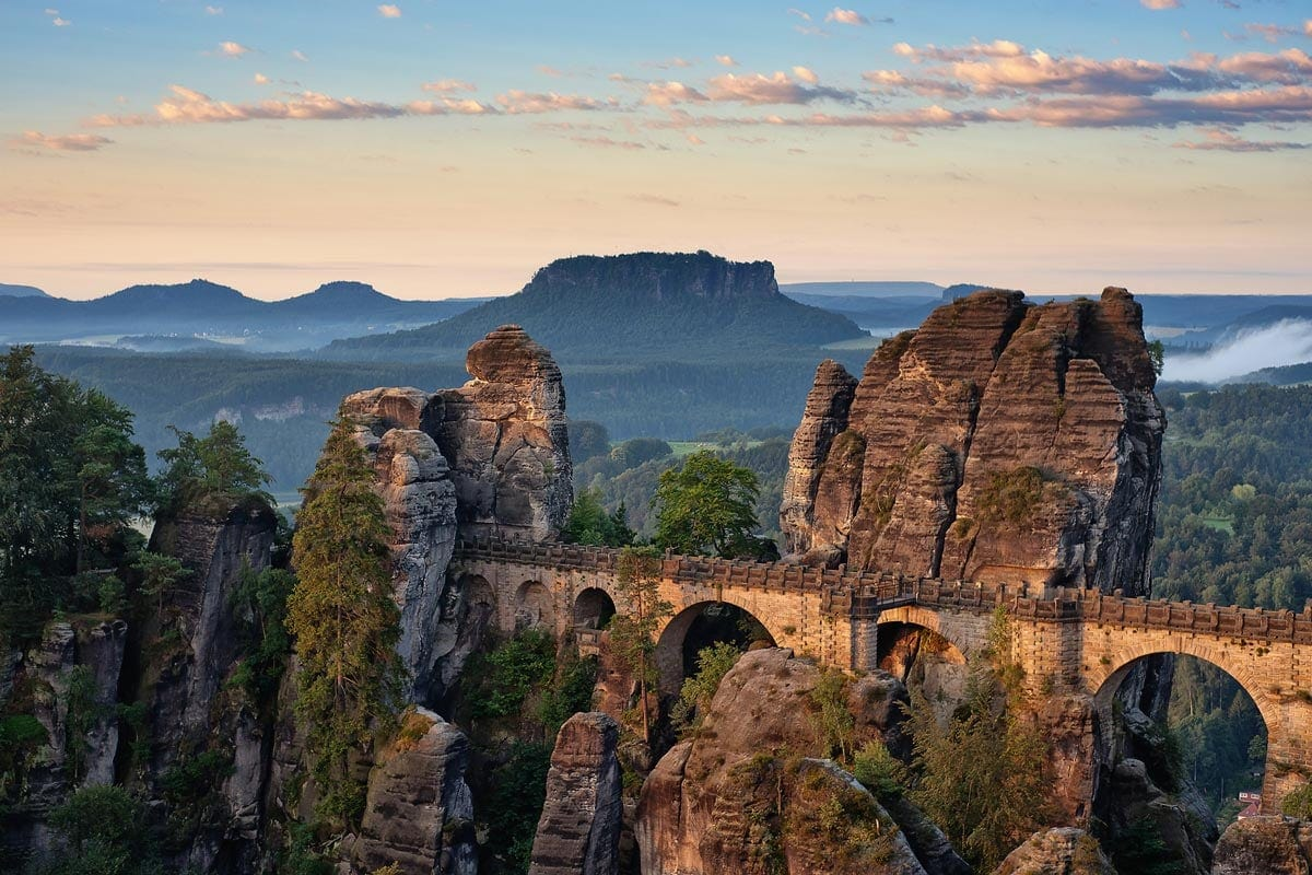 bastei bridge hike