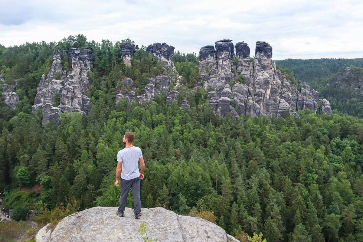 staying in bastei