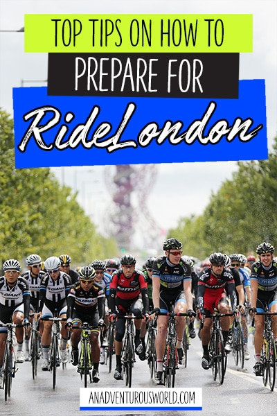 RideLondon Tips: Everything You Need to Know About RideLondon2019