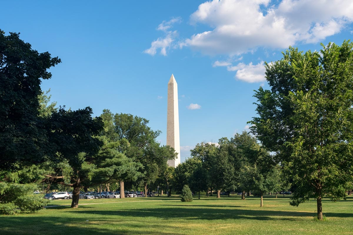 washington dc itinerary 3 days