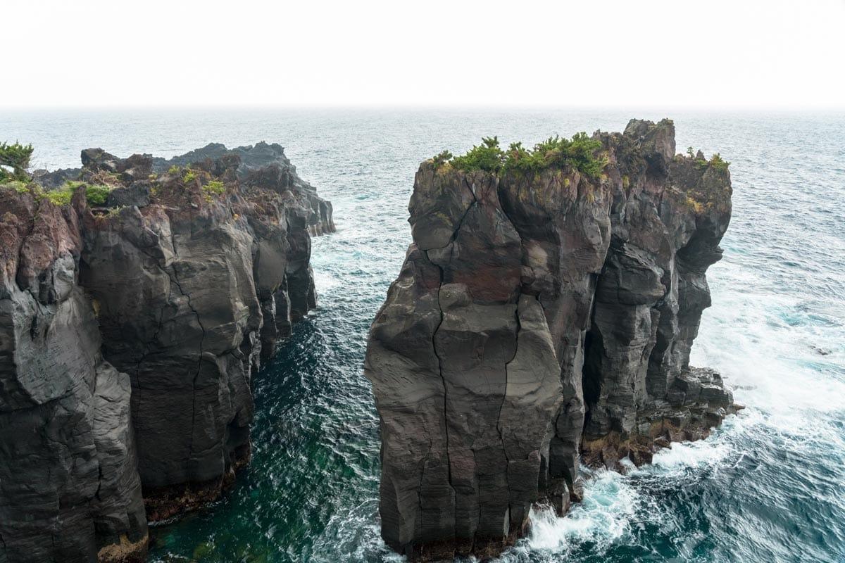 jogasaki coast japan