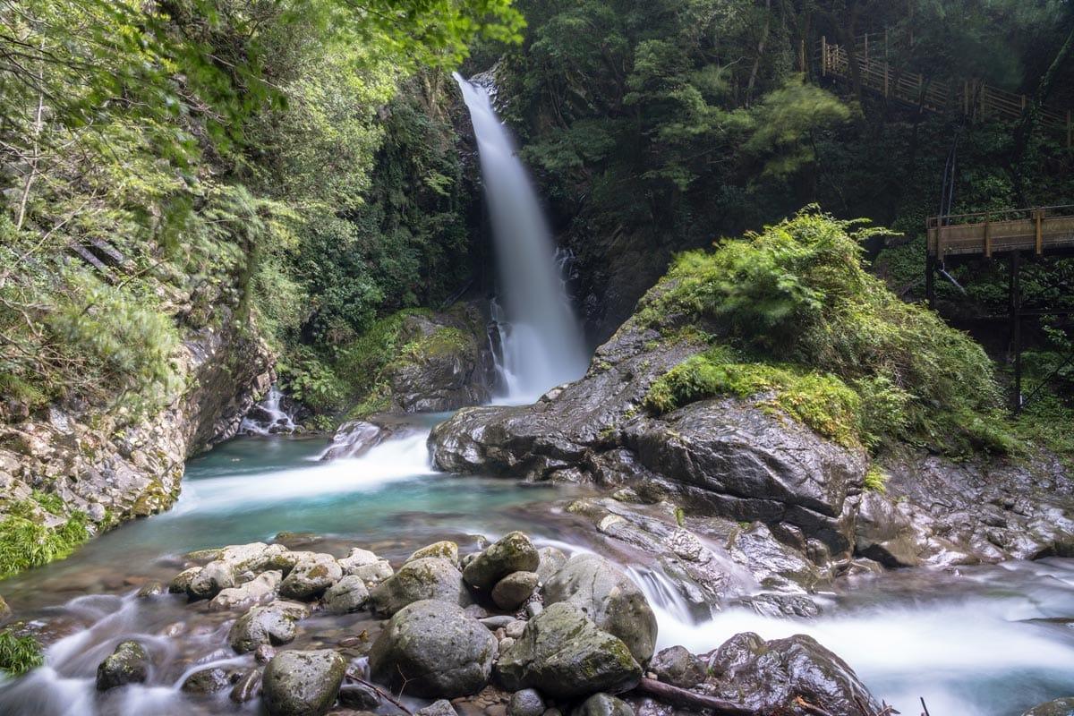 kawazu waterfalls japan