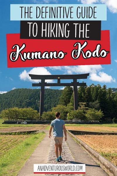 Trekking the Kumano Kodo