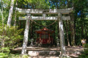 kumano oji shrines