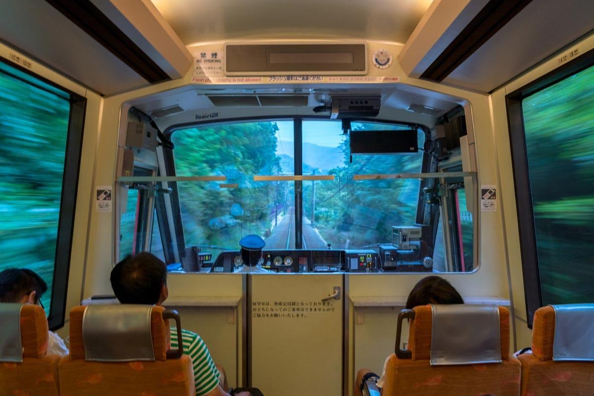 local transport in japan