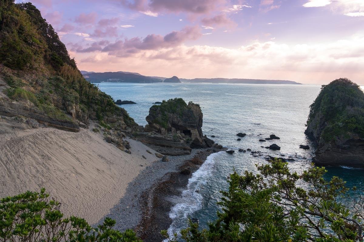 ocean view japan
