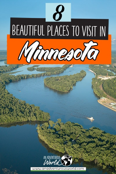8 Beautiful Places to Visit in Minnesota, USA